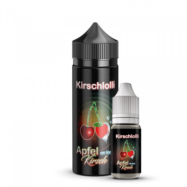 Kirschlolli Aroma - Apfel Kirsche on Ice 10ml