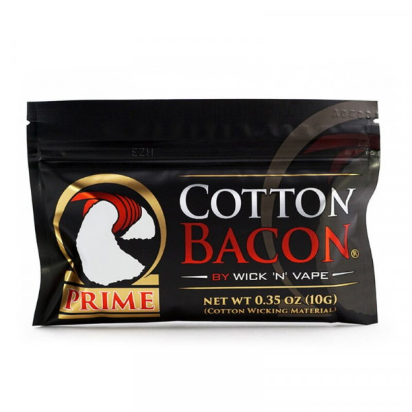 Cotton Bacon Prime - Wickelwatte 10g