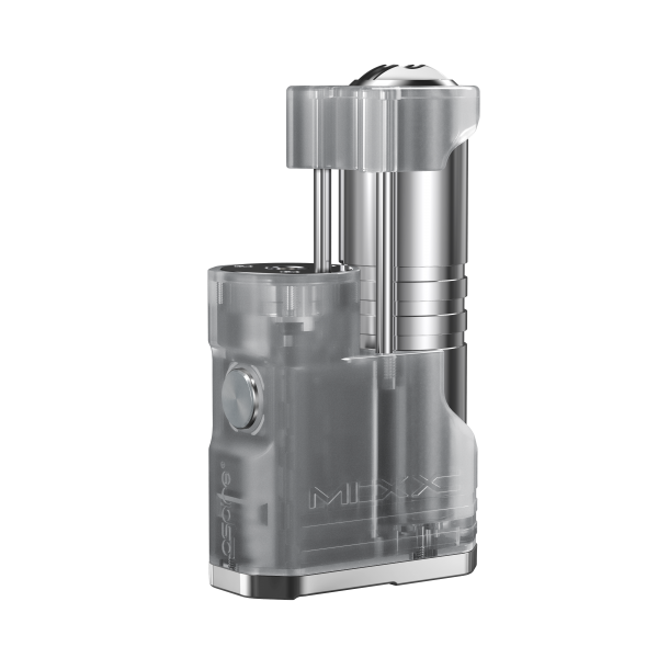 Ambition Mods Easy Side Box Mod - Clear Frosted