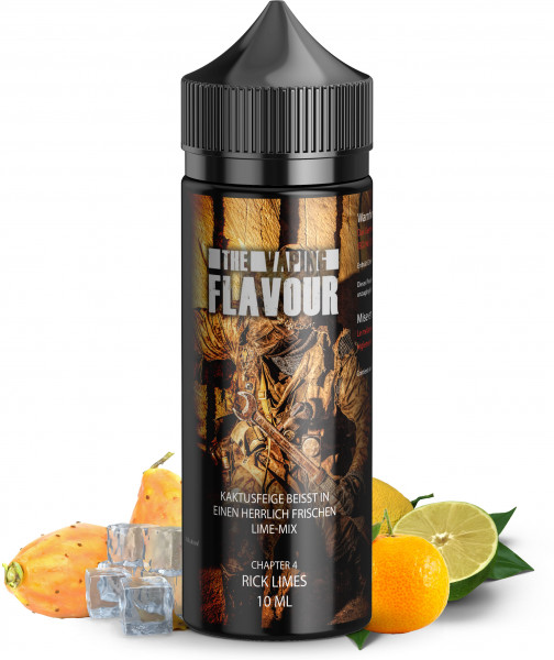 The Vaping Flavour - Rick Limes