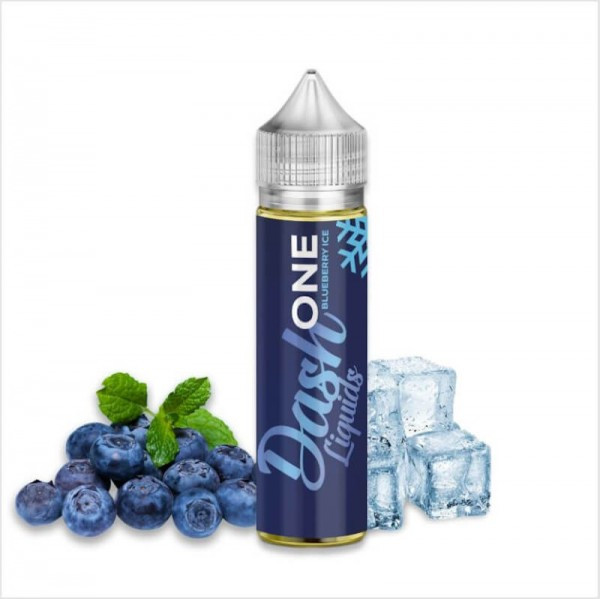 Dash Liquids - One Blueberry Ice Aroma